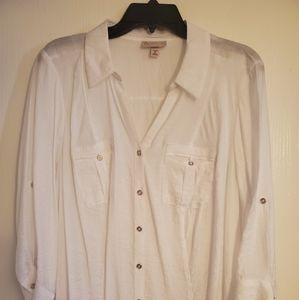 Womens dressbarn shirt